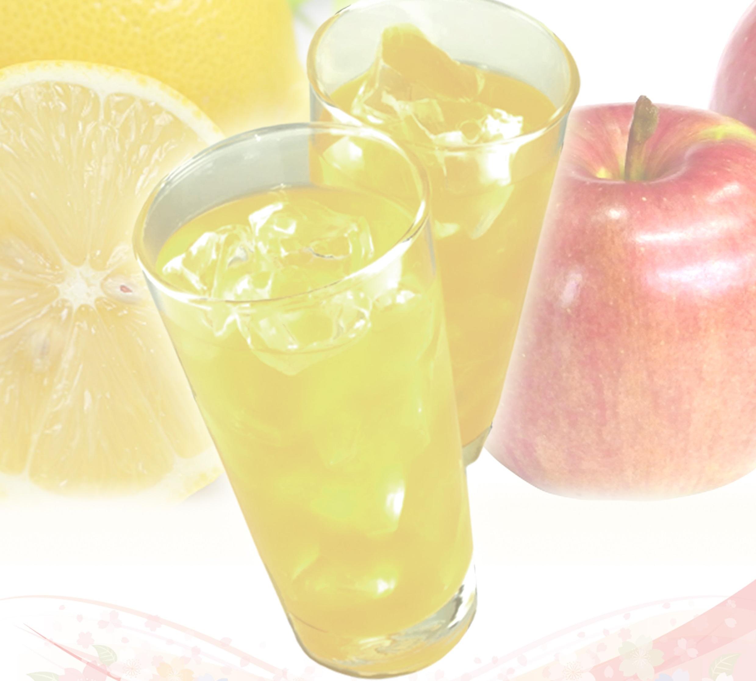 レモン&リンゴ酢
